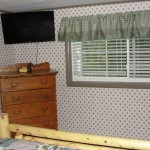 Flat Screen TV and Dresser
