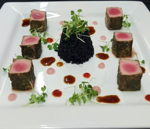 Green Tea Tuna 2