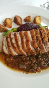Pan Roasted Long Island Duck Breast