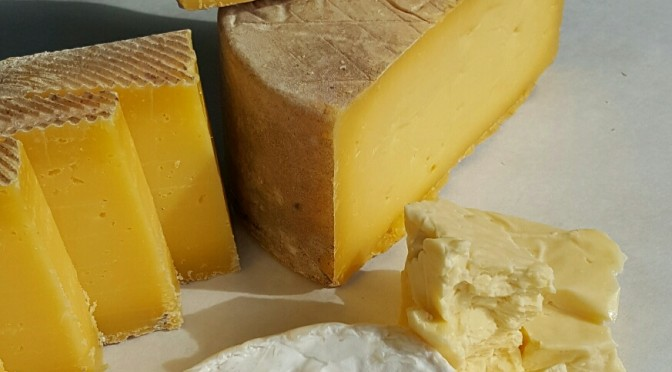 More incredible cheeses….