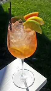 Grapefruit-Citrus Sangria
