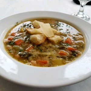 Tuscan Vegeatable Soup